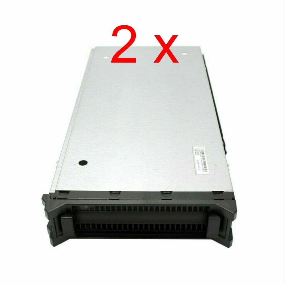 2 x New Dell XW300 Blank Filler For PowerEdge M1000e Server Blade Chassis
